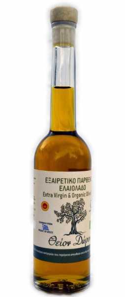 """Εξαιρετικό Παρθένο Ελαιόλαδο """"Βιολογικής Καλλιέργειας"""" (100ml)"""