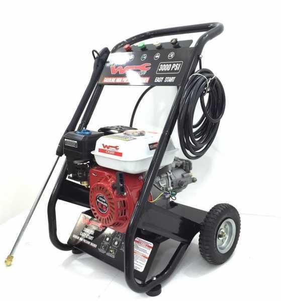 Πλυστικό Μηχάνημα βενζίνης 6.5 hp 200 Bar