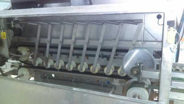 Μηχανή Πλυσίματος & Καθαρισμού Πράσων