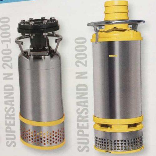 Αντλιες τυπου SUPER SAND 200-300