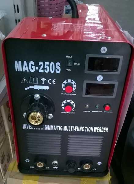 Ηλεκτροκόλληση MIG/MMA/TIG