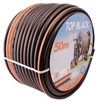 Λαστιχο ποτισματος 1/2'' 50m 100% PVC Top Black CLABER