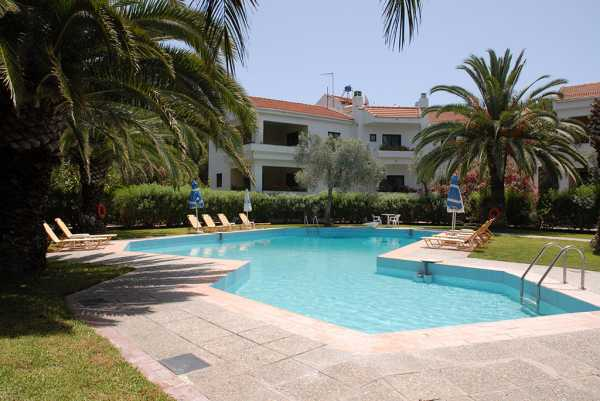 Niki Hotel Apartments Rodos Greece