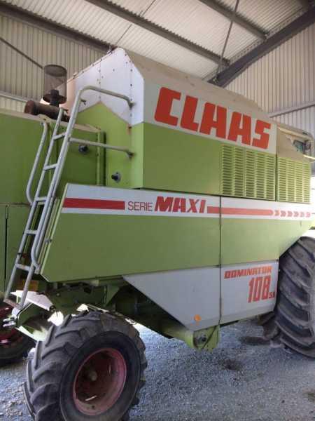CLAAS 108SL MAXI